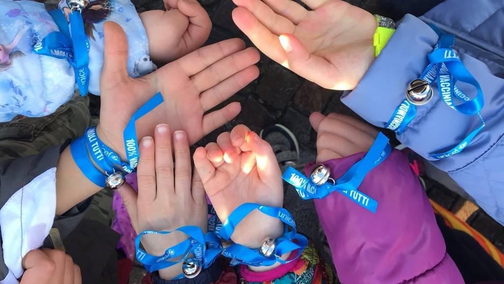 IC Campo fiori per diritti bambini