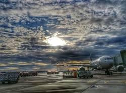 Il cielo sopra Malpensa foto Donato Colaleo