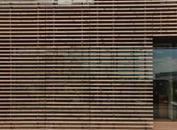 Il legno per la riqualificazione urbana