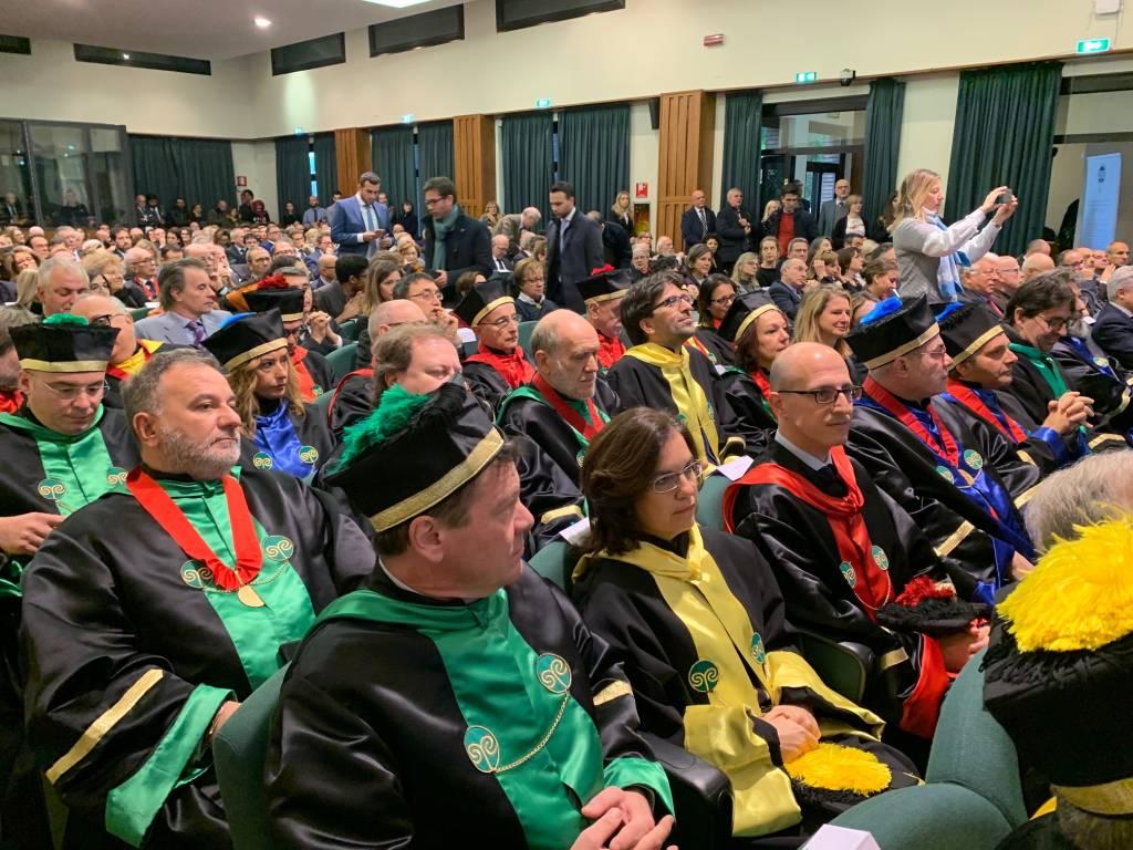 Inaugurazione anno accademico 2019/2020 Università dell'Insubria