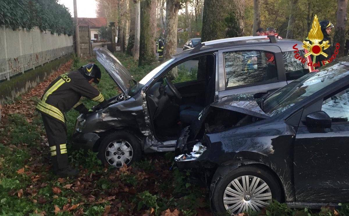 incidente stradale busto