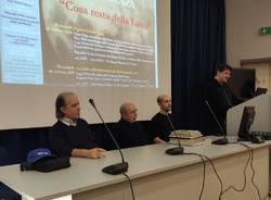 Incontro Paolo Musso su fumetto e fantascienza con Antonio Serra