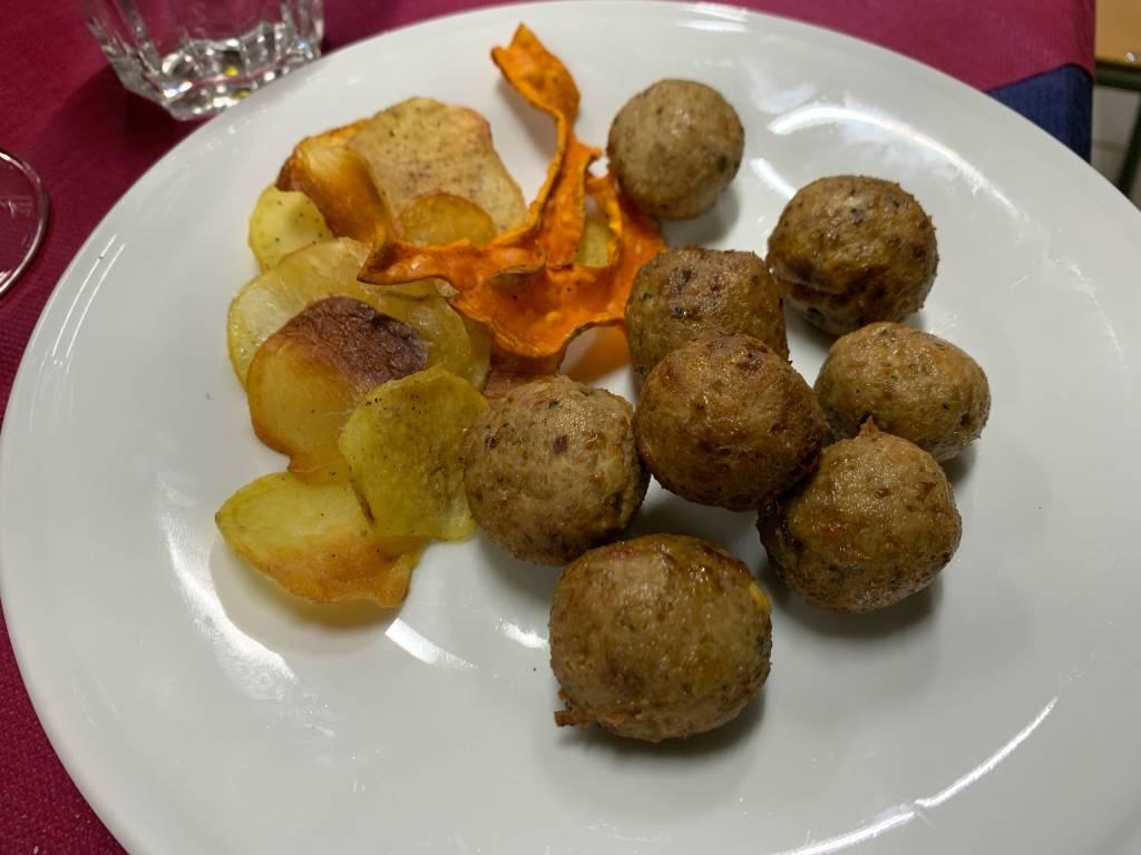 "La cena ""anti spreco"" di Enaip"
