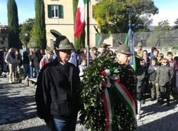 La cerimonia del 4 novembre a Castelveccana