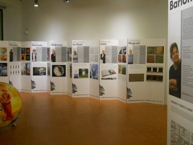 La mostra dei Liberi Artisti al Castello di Masnago