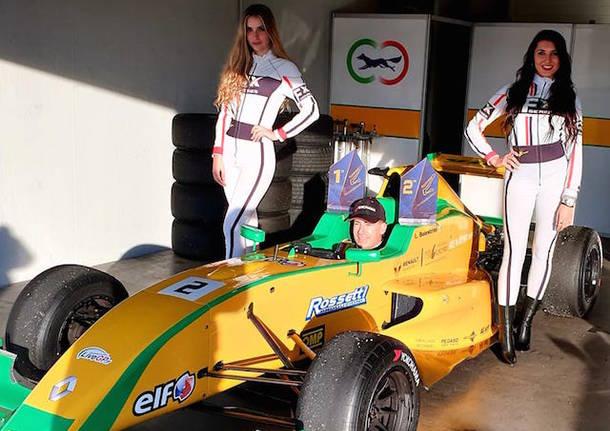 laurence balestrini campione formula renault 2019
