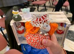 Le bambole anti violenza