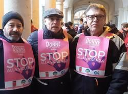 marcia contro la violenza sulle donne