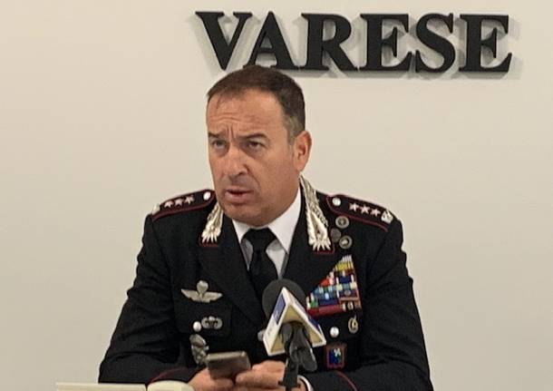 Marco Currao carabinieri
