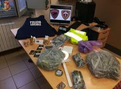 marijuana sequestro polizia