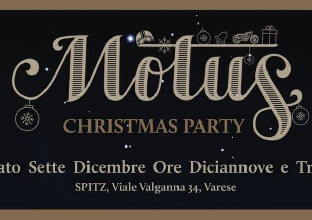 Motus Christmas Party