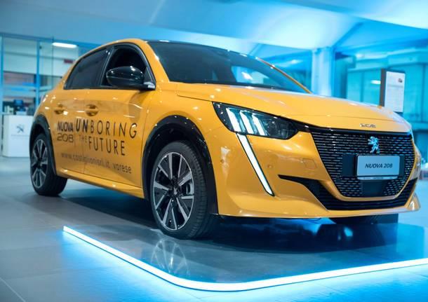 Peugeot 2018