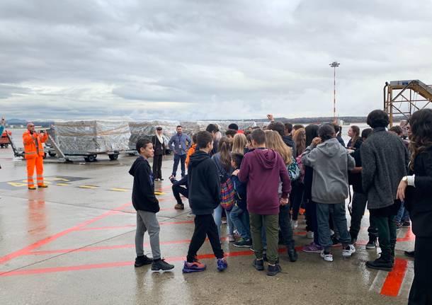 PmiDay a Malpensa con Airport Handling