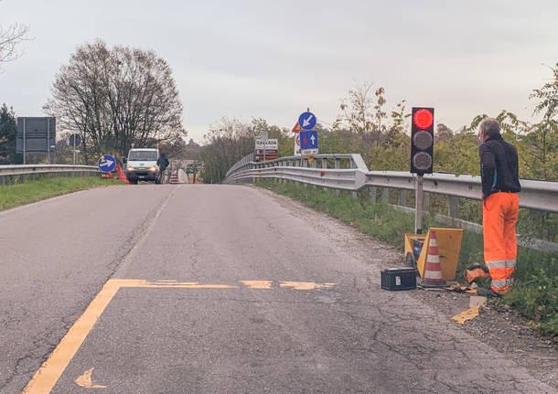 ponte autostradale gazzada