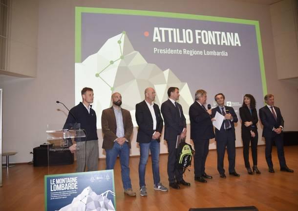 Presentazione stagione invernale 2020-2012