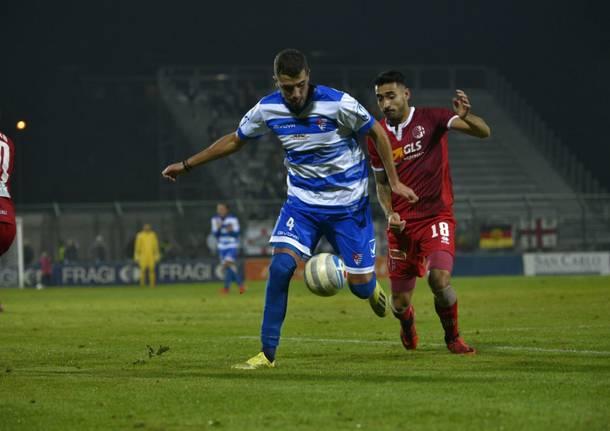 Pro Patria – Alessandria 0-0