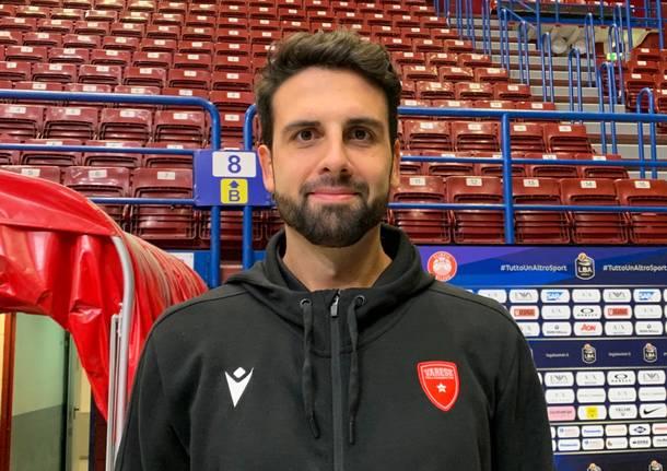 Riccardo Cervi basket
