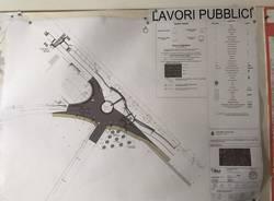 Rotonda di Cislago, quando termineranno i lavori?