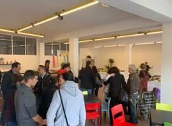 Una comunità intera riunita nel ricordo di Lorenzo Giudici