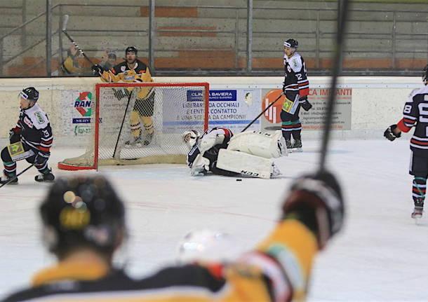 Varese Hockey – Bressanone