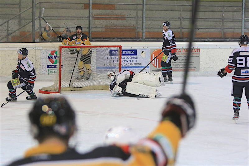 Varese Hockey - Bressanone