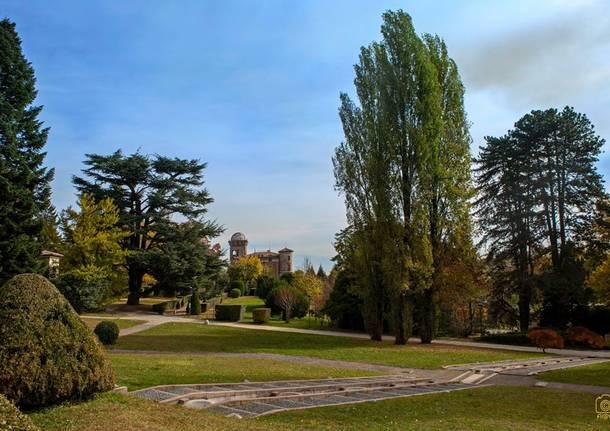Varese, Villa Toeplitz - foto di Fil_Va
