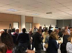 Vernissage della mostra su Van Gogh al World Trade Center Malpensa