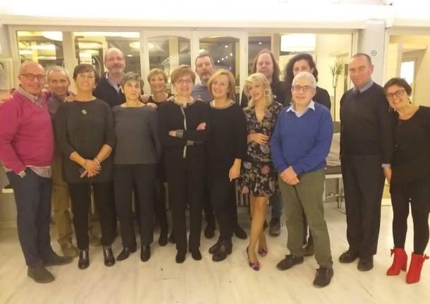 A cena coi compagni delle medie dopo 43 anni