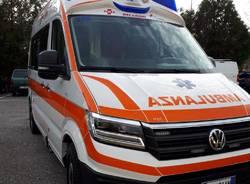 ambulanza travedona monate