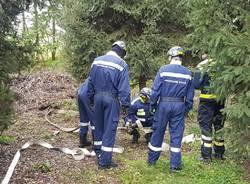 antincendio boschivo protezione civile cerro maggiore