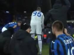Atalanta promossa negli ottavi di Champions League