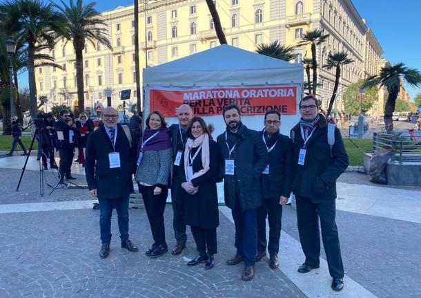 avvocati busto arsizio sciopero roma