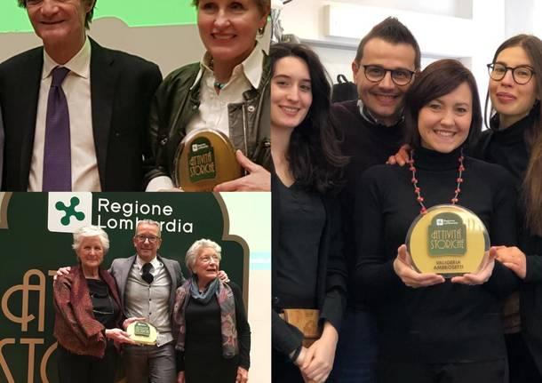 botteghe storiche 2019 - Varese