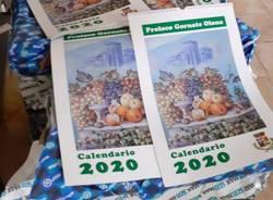 calendario gornate olona