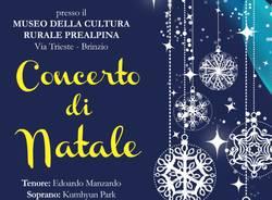Concerto di Natale 2019 a Brinzio