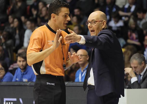 Acqua S. Bernardo Cantù - Openjobmetis Varese 74-67