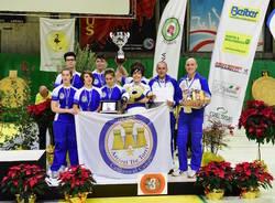 Coppa Italia centri giovanili: bronzo per gli Arcieri Tre Torri