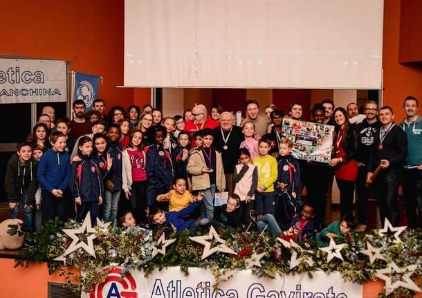 Festa di Natale per l\'Atletica Gavirate