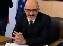 Il viceministro Matteo Mauri in visita a Varese