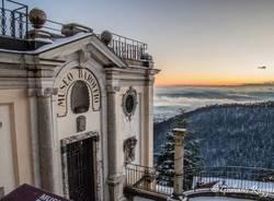 Santa Maria del Monte, la magia del borgo. — presso Sacro Monte di Varese.