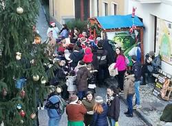 A Orino Babbo Natale porta il defibrillatore