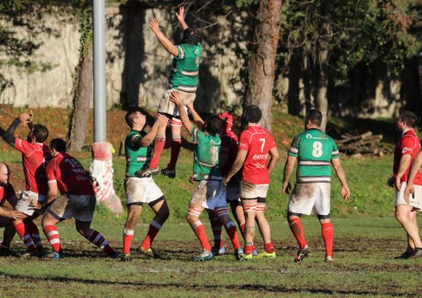 Rugby Varese – Rugby Piacenza 32-68
