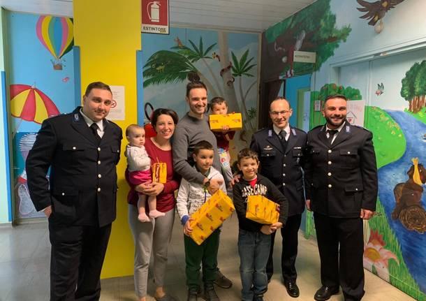 La polizia penitenziaria in pediatria