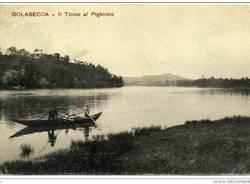 cartolina storica Golasecca Ticino