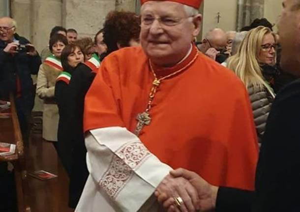 Celebrazione della solennità di S. Ambrogio presieduta dall'Arcivescovo Mario Delpini