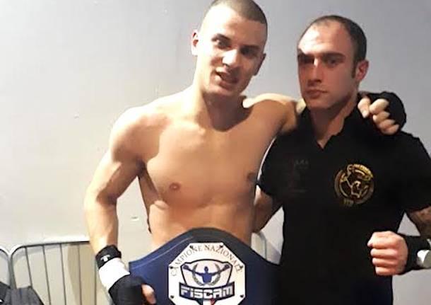 Davide Tonietto Fight Club Gym