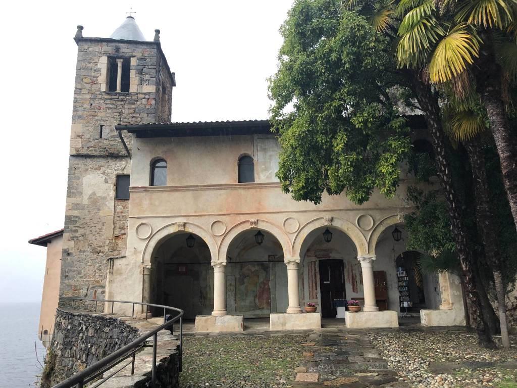 Eremo di Santa Caterina del Sasso, la fraternità di betania