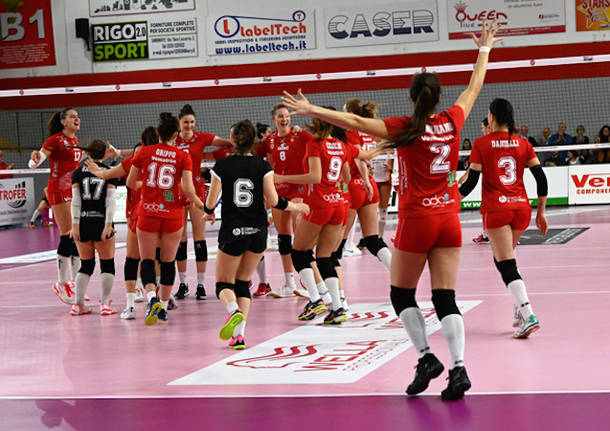 Futura Volley Giovani Busto Arsizio 2019 2020