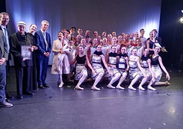 """compagnia """"NeoClassic Ballet"""" Scuola danza Accademia"""