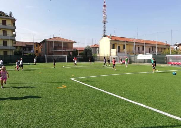 nuovo campo calcio oratorio san giuseppe